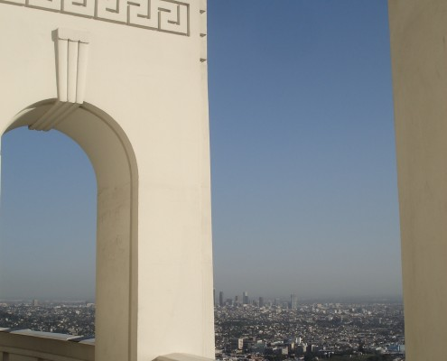 Griffith observatory-1